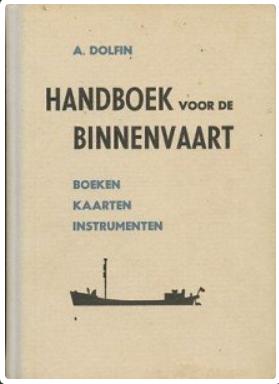 Boek Cover Handboek voor de binnenva...