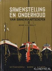 Book Cover: Samenstelling en onderhou...