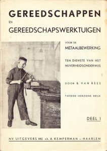 Book Cover: Gereedschappen en gereeds...