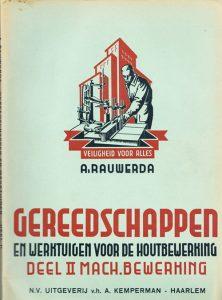 Boek Cover Gereedschappen en gereeds...