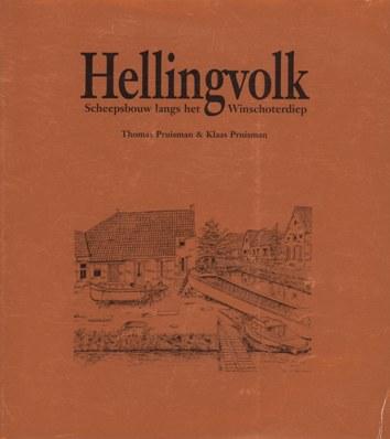 Book Cover: Hellingvolk : scheepsbouw langs het Winschoterdiep