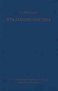 Book Cover: Staalconstructies : leerb...