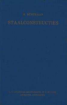 Boek Cover Staalconstructies : leerb...