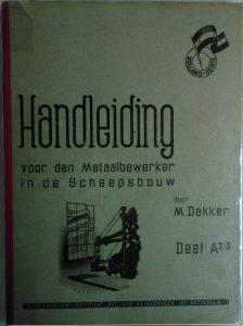 Boek Cover Handleiding voor de meta...